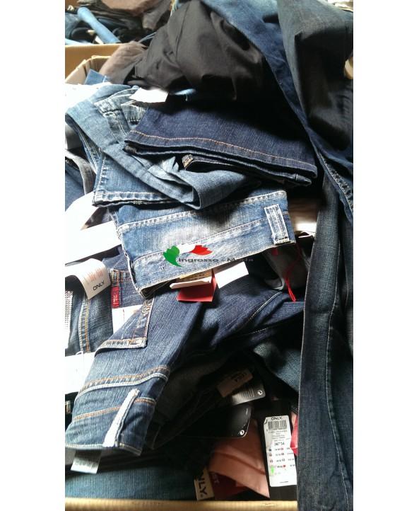 Diesel, G-Star, Replay, Levis, Jack & Jones, LTB, Only, Vero Moda e altri marche di jeans