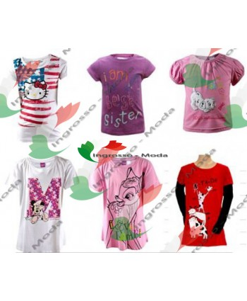 Disney T-Shirts per ragazze