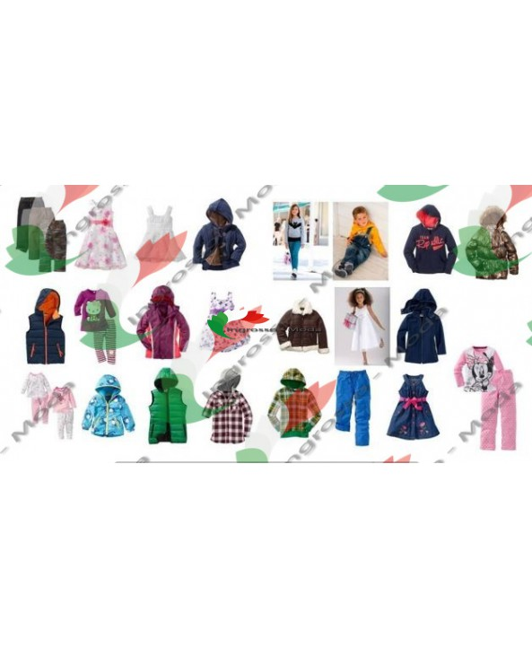 Mix di marche di bambini (Pantaloni, Pullover..)