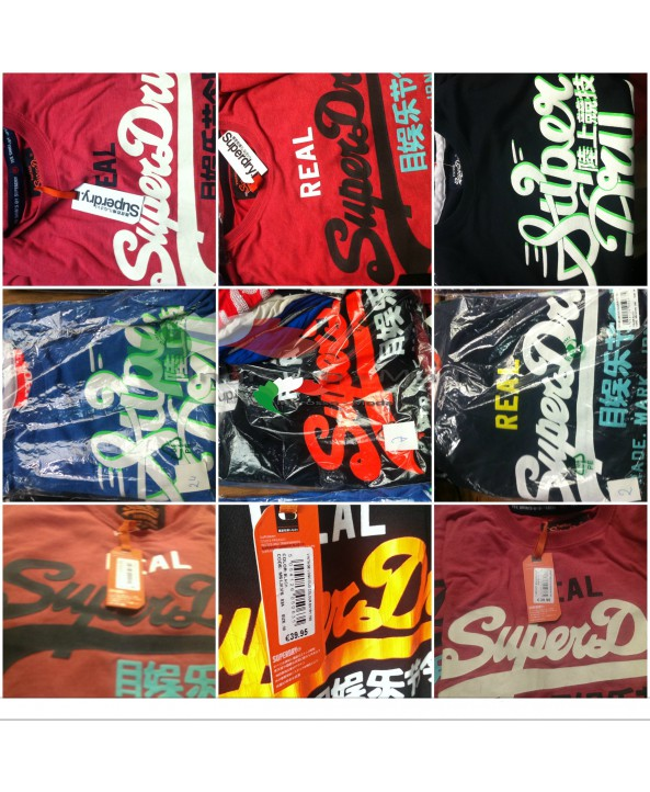 Superdry T-Shirt uomo