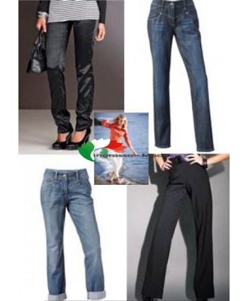 Mix di jeans marche tedesce