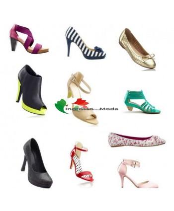 Marche di scarpe spagnoli come Z/B/S