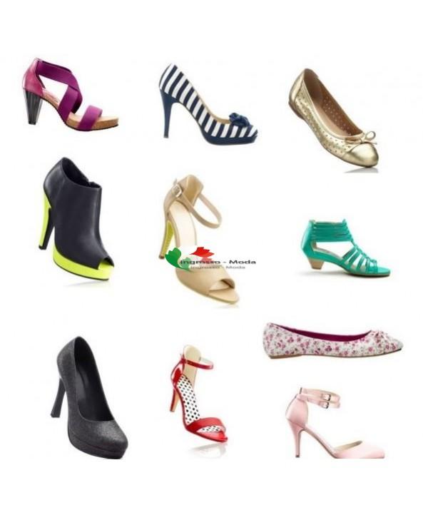 Marche di scarpe spagnoli come ZBS