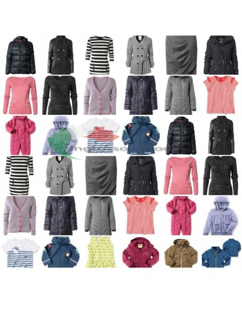 Abbigliamento di alta qualità e top marca, autunno-inverno