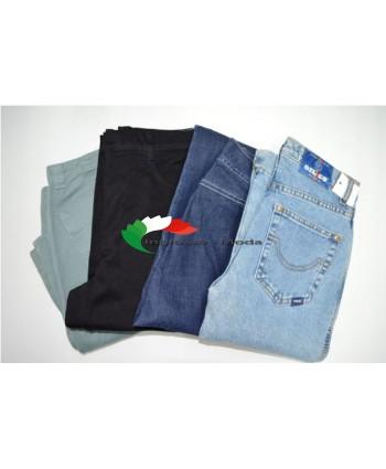 Mix di jeans