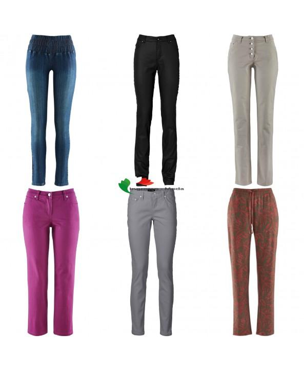 Pantaloni mescolati di catalogo spedizione