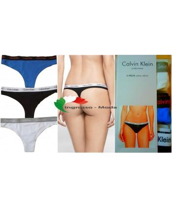 Calvin Klein Underwear Donna - Confezione da 3