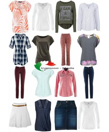 Tessile Donne Ultima possibilita - Jeans camicette camicie tunica roccia etc.
