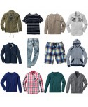 Pacchetto misto Abbigliamento uomo - Maglie Giacche Camicie Ponticelli cappuccio ecc