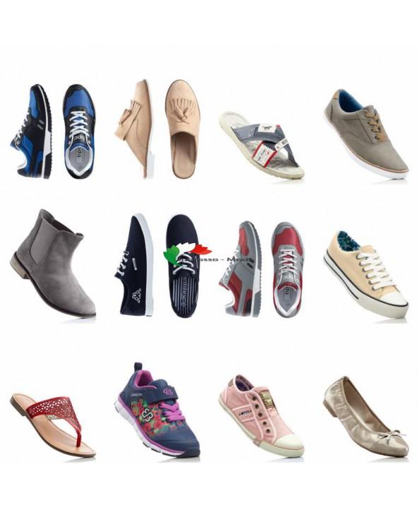 Scarpe Marchi - scarpe da ginnastica, pompe, sandali, muli, stivali ecc