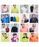 Tessuti Promozionali Abbigliamento Da Lavoro Vestiti Sportivo Stampa Tessile Gastronomia