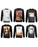 Pullover maglione da uomo Design Pattern Pullover da uomo