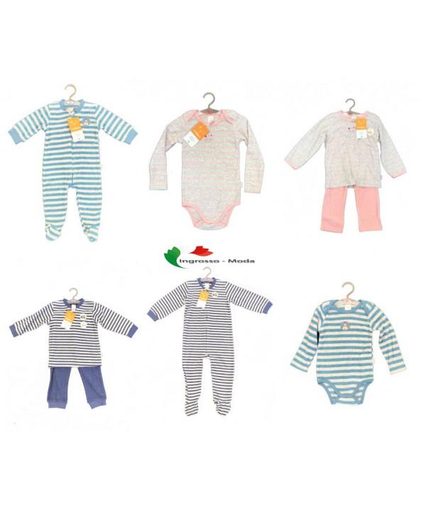Abbigliamento per bambini Inverno T-shirt per neonati Pigiama Tute
