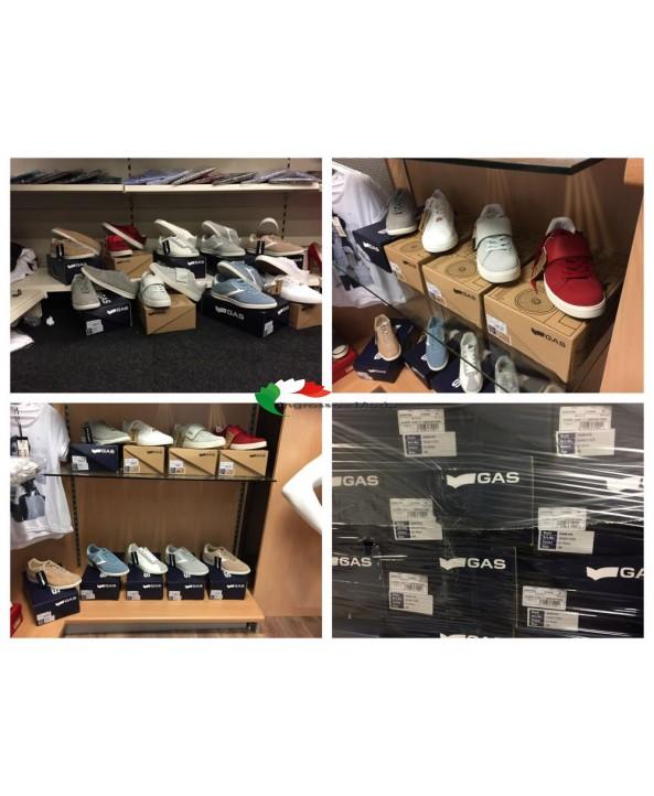Scarpe in pelle GAS scarpe da uomo di marca scarpe sneaker in pelle