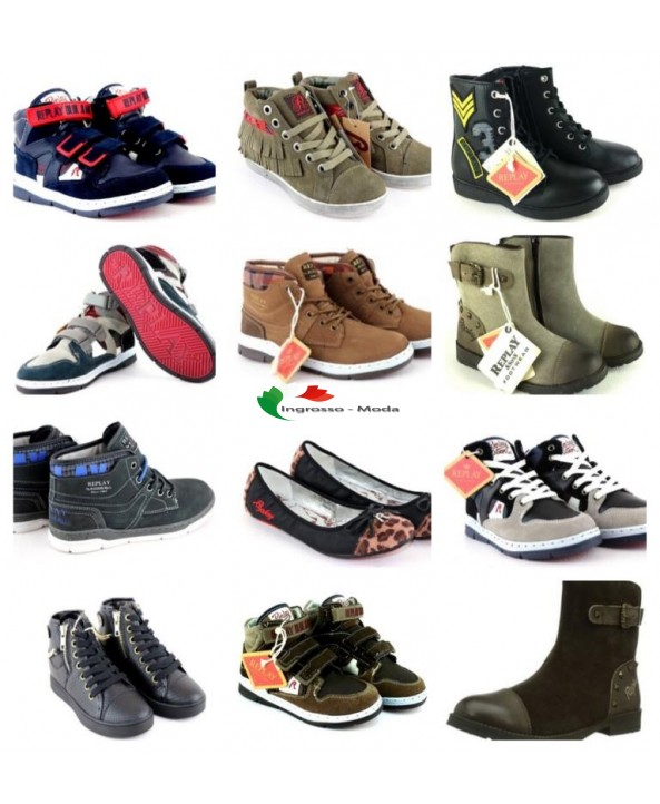 Replay Shoes Sneaker da bambino per bambina