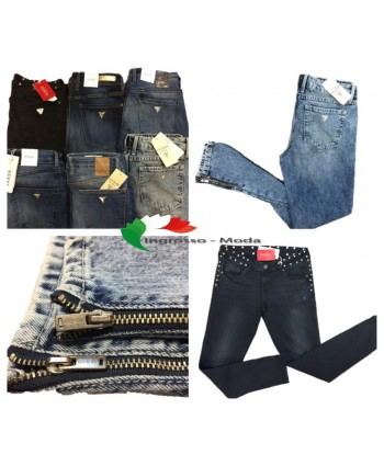 Jeans Guess Jeans Branded Pantaloni Brand Jeans Mix