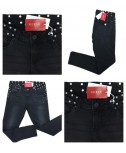 Guess Jeans Beverly Black Women Marchi Pantaloni Brand Mix