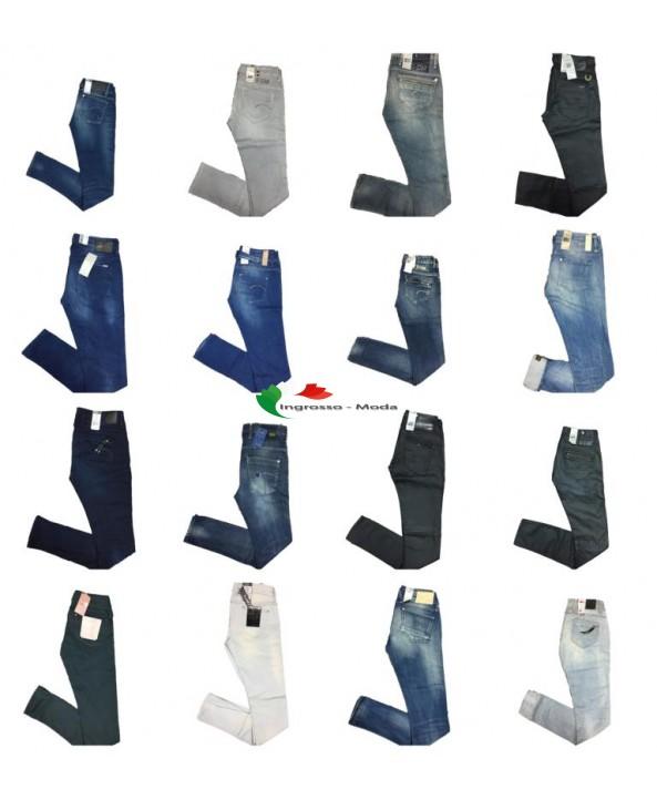 G-Star Jeans Donna Marchi Pantaloni Brand Jeans Mix