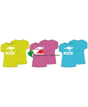 T-shirt canguro Donna Top Marche