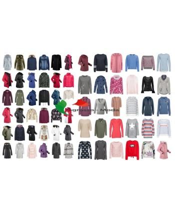 Abbigliamento invernale da donna Giacche Cappotto Pullover Maglione Mix