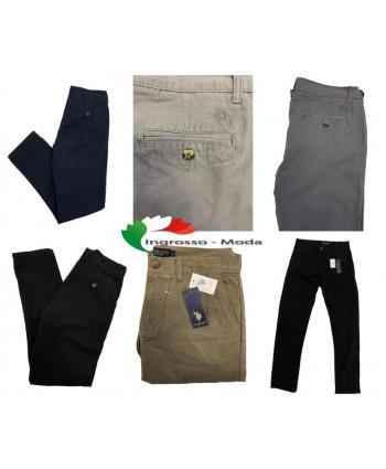 Stati Uniti Polo Assn. Pantaloni da uomo di marca chino mix