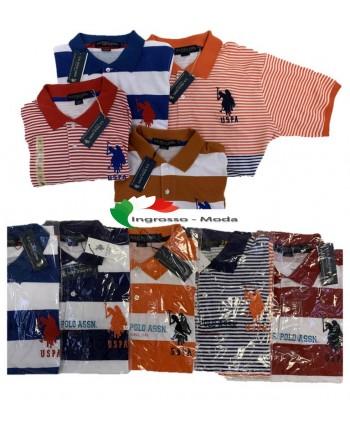 Stati US Polo Assn. Polo uomo polo marchio camicia mix