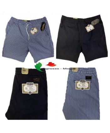 Levis Jeans Shorts Uomo Marchi Pantaloni Marca Jeans Mix