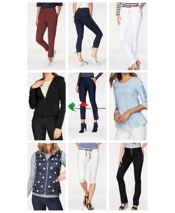Mix di abbigliamento femminile di moda Tom Tailor