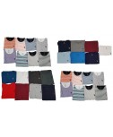 US Polo Assn. T-Shirt Uni Striped Uomo Marchi Mix
