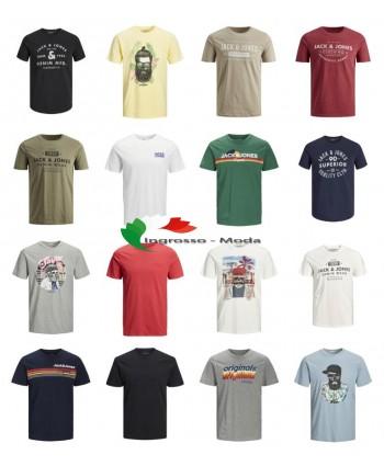 T-Shirt da uomo Jack & Jones Mix