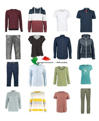Tom Tailor Fashion Donna Uomo Abbigliamento Mix