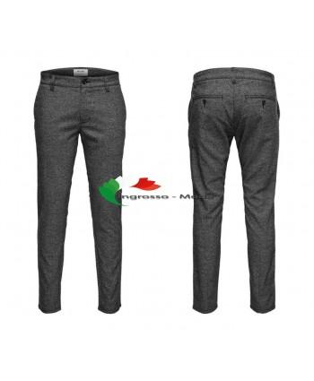 Only & Sons pantalone chino da uomo grigio