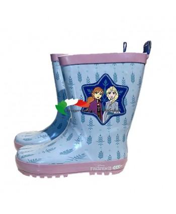 Stivali da pioggia per bambini stivali di gomma per ragazze merci con licenza
